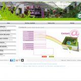 Mundo verde contacto