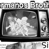Hermanos brother trio A3 step 1