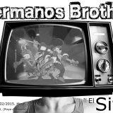 Hermanos brother trio A3 step 2