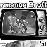Hermanos brother trio A3 step 3