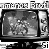 Hermanos brother trio A3 step 5